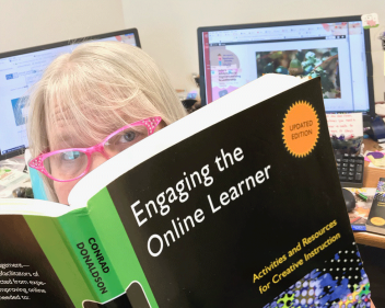 Lyon, J. (2018) It's All About Keeping Learners Engaged.