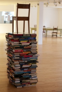 Chair on Books