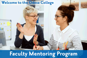 Welcome to the Odessa College Faculty Mentoring Program
